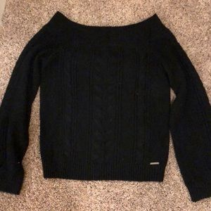 NWT Abercrombie & Fitch Cable Knit Sweater M